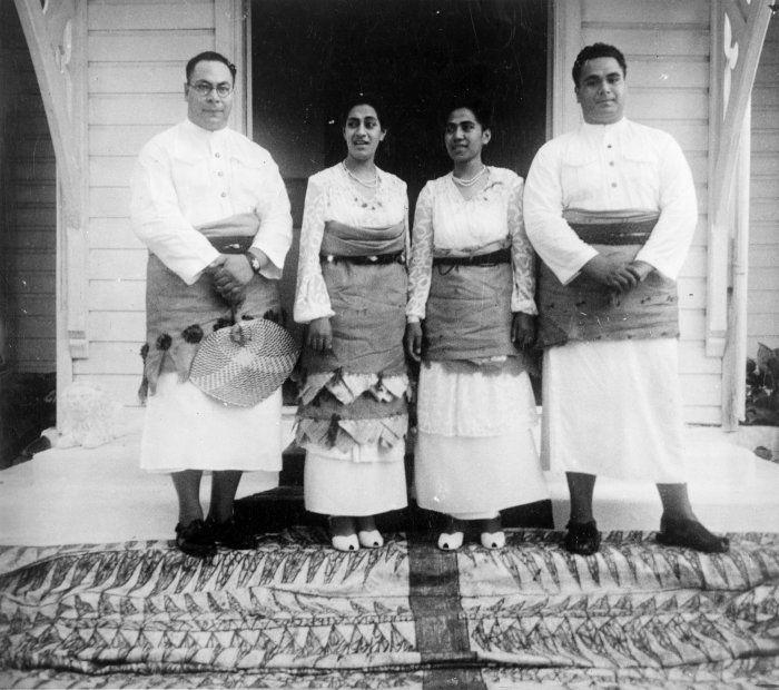 Wedding Destinations Samoan Wedding Dresses