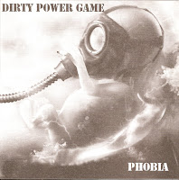 DIRTY POWER GAME / DRUNKARDS - Split  EP