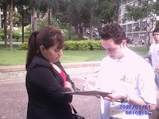 "Evento: ""RH na Praça"" - Novembro - 2007"