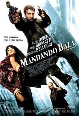 Filme Poster Mandando Bala DVDRip RMVB Dublado