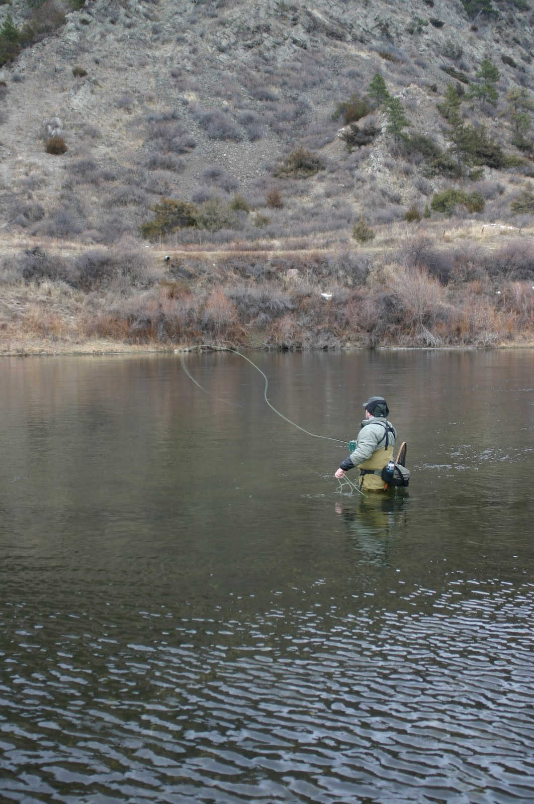Fly fishing tips fishing reports and innovative fly tying for Fly fishing 101