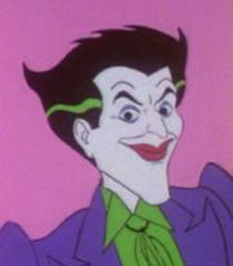 Gotham alleys the complete history of joker of batman and the joker returned in the same form as he did in its 60s incarnation but this time voiced by lennie weinrib who is best known for voltagebd Choice Image