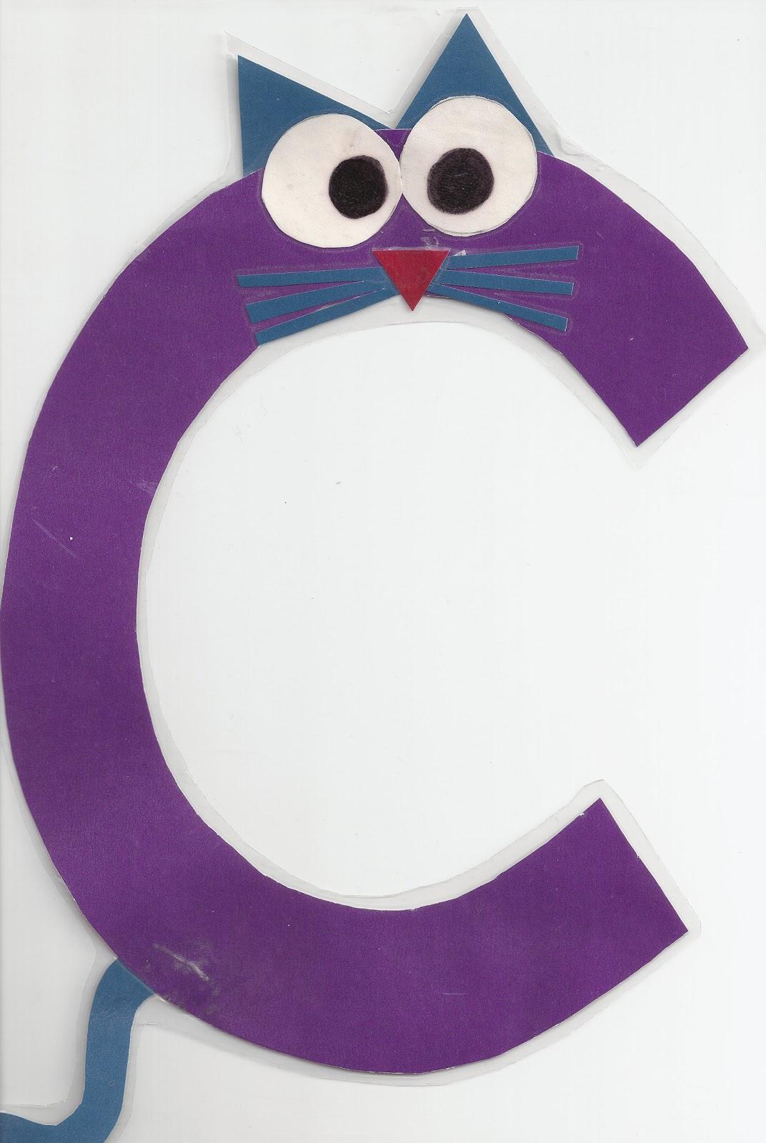 Miss Maren S Monkeys Preschool Letter C