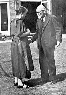 Anna and Sigmund