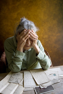depressed elderly
