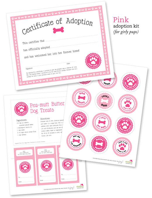 Free Puppy Party Printable Invitations