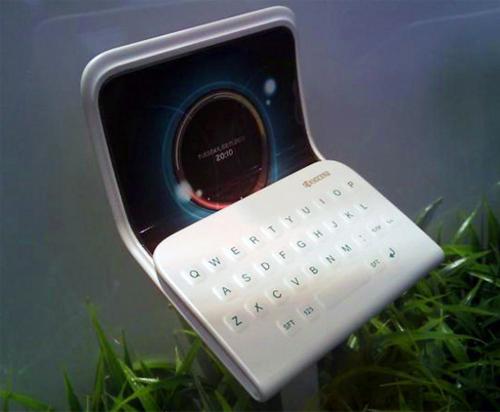 kyocera lexible - Conceito: 10 Smartphones para um futuro próximo