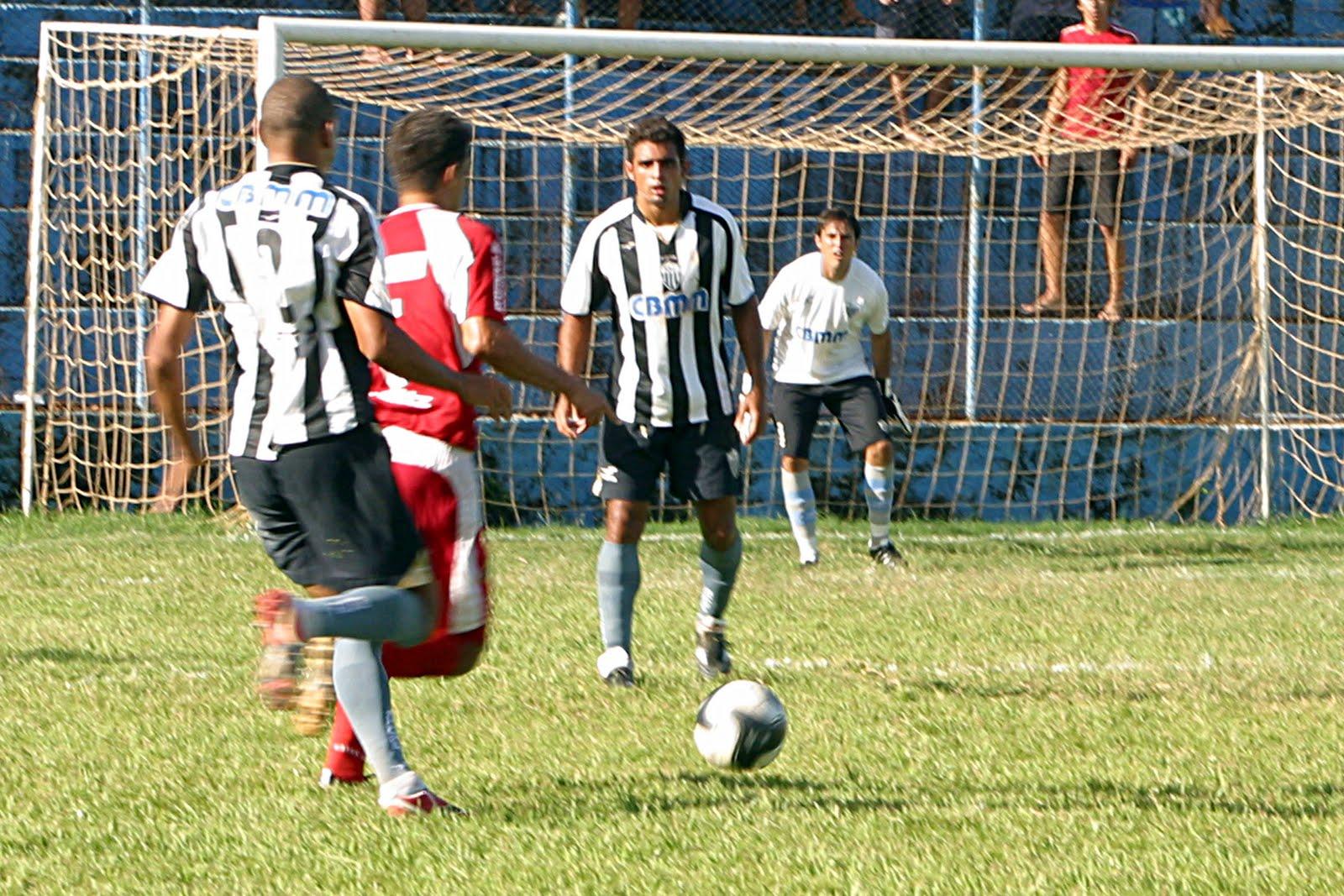 Lance do jogo da vitória do Funorte em cima do Araxá por 1 x 0. d18845c47293f