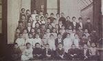 La escuela de la calle Durazno y Médanos de Montevideo a la que asistió Carlos Gardel