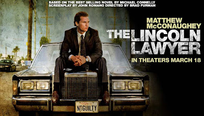 Lincoln lawyer movie