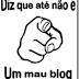 Premio: Di Que este no es  un mal Blog
