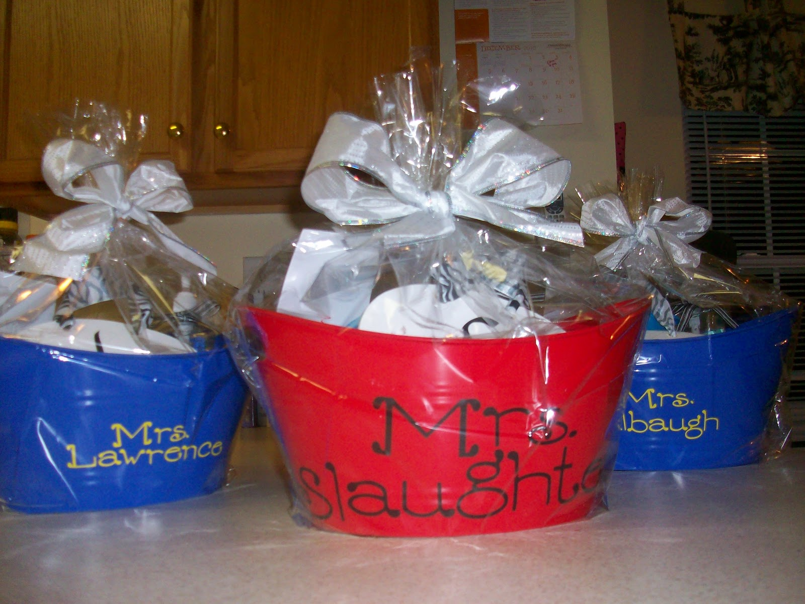 Hamilton Hams: Homemade Christmas Gifts for Teachers...