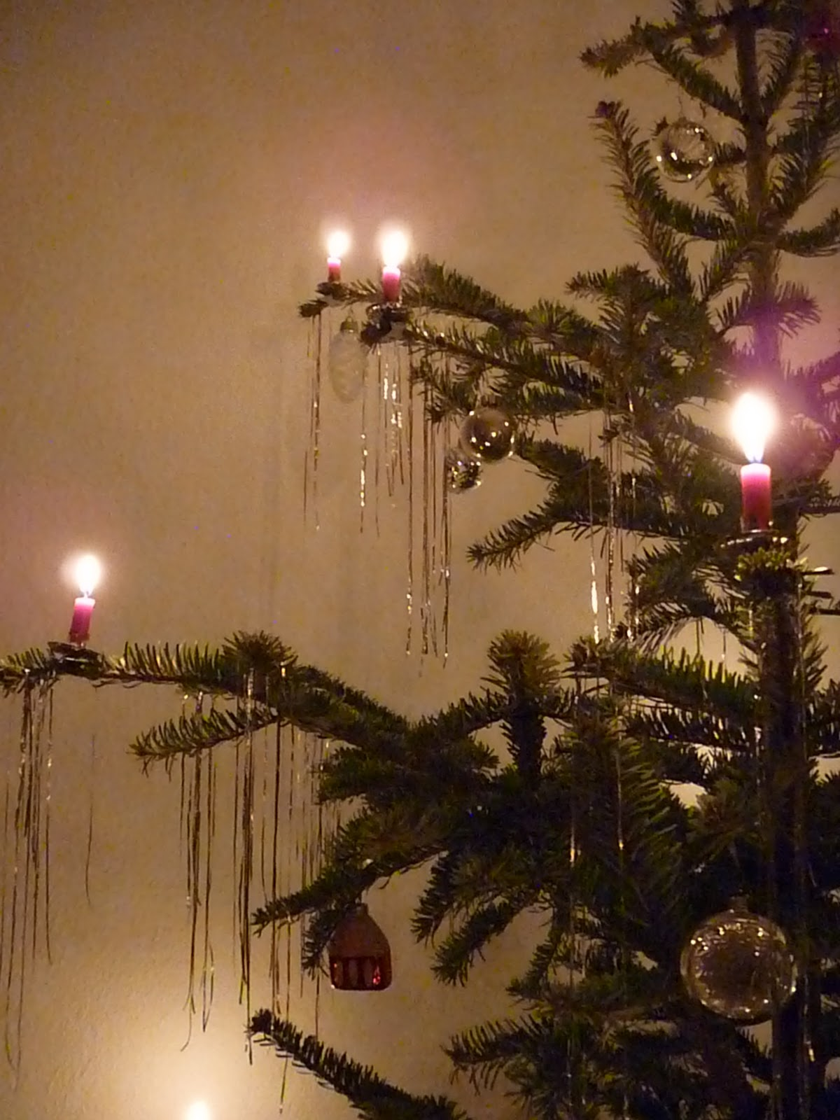 Emma's European Extravaganza: German Christmas Tree