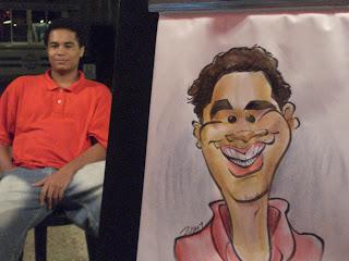 Caricaturas de personas excelentes