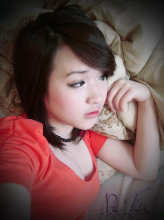 Beautiful Asian Girls P Tin - Vietnamese Hot And Cute -4636