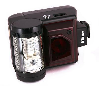 Nikon SB-20 Speedlight Electronic Camera Flash
