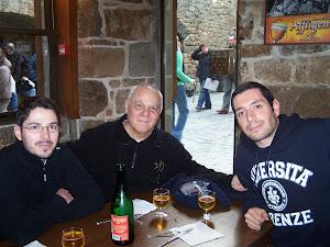 2007 Fevereiro -França - Visita Centro Heol - Casa autónoma de Patrick Baronnet