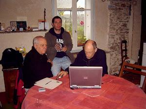 2007 Fevereiro - França -Visita ao Centro Heol - Bretanha - França