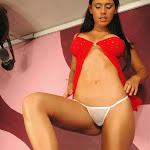 Andrea Rincon, Selena Spice Galeria 1 : Traje Oriental Rojo Foto 144