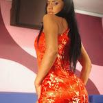 Andrea Rincon, Selena Spice Galeria 1 : Traje Oriental Rojo Foto 30
