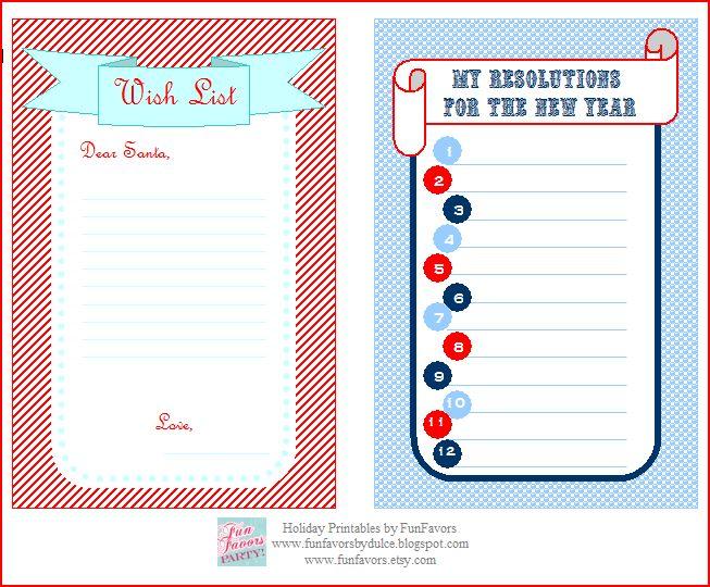 Christmas Wish List Template New Calendar Template Site