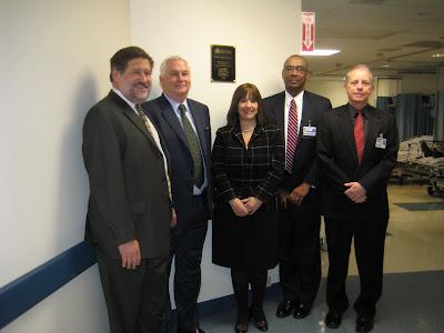 NYRA Community Relations: Jamaica Hospital Medical Center