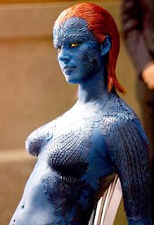 Rebecca Romijn & Jennifer Lawrence Mystique vs Rebecca Romijn Mystique | IGN Boards