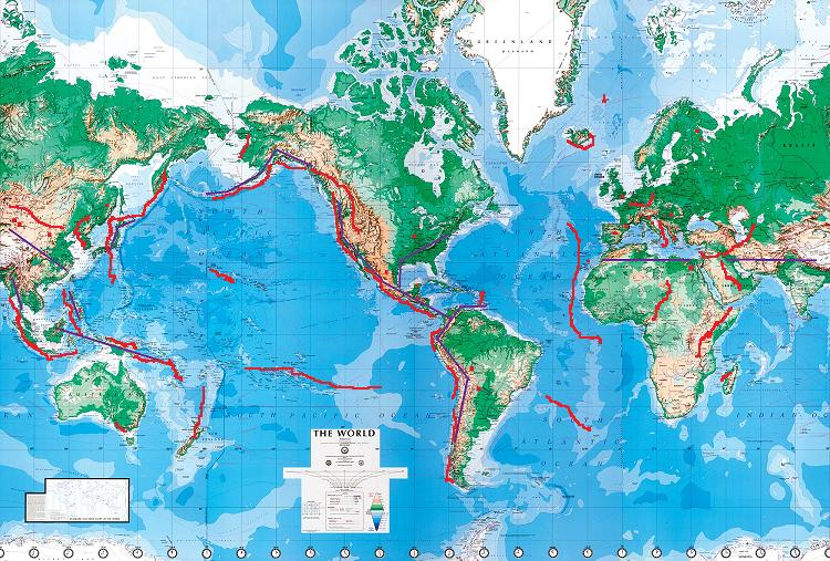 Sirius Godstar I Mapped Out Earthquakes Volcano S And Known