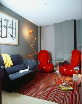 Belle maison ilse crawford Funky decorating ideas for living rooms