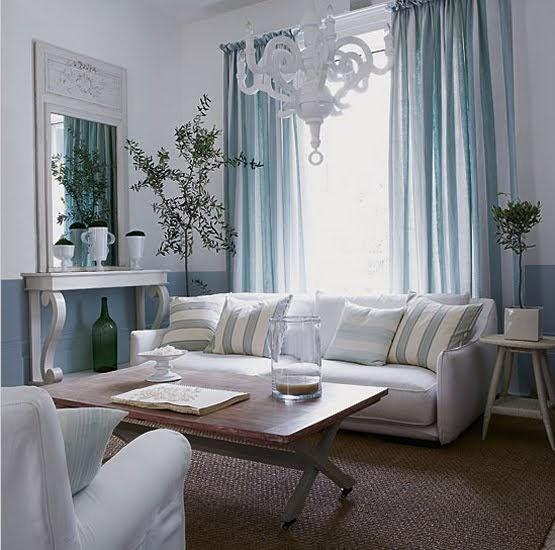 Belle Maison Window Treatment Ideas Side Panels