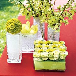 top wedding styles: wedding flower decoration ideas