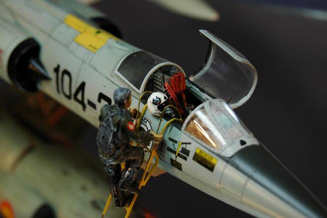 F104G Ejército del Aire