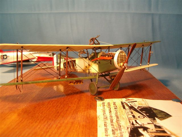 Bristol F2B Figther