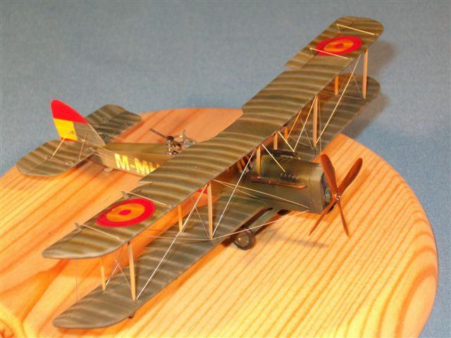 Dh 4 Ejército del aire