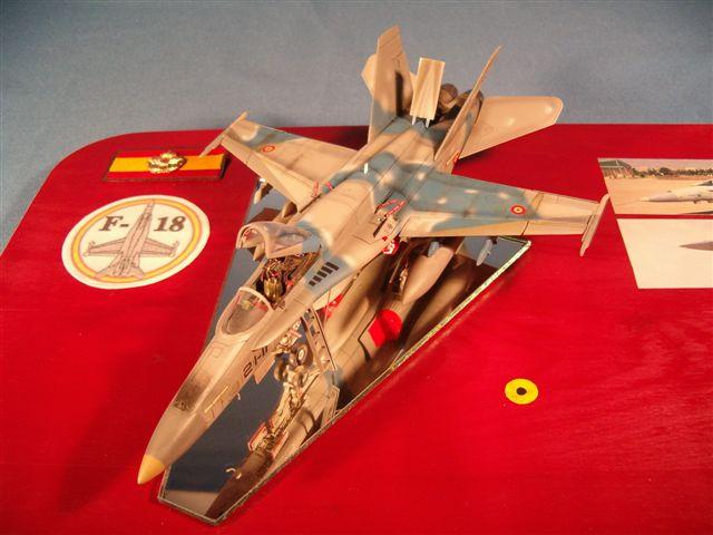 F-18 Hornet  Ex- marines