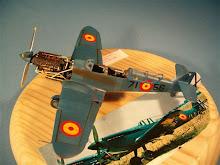 Hispano Aviación HA 1112 Buchón