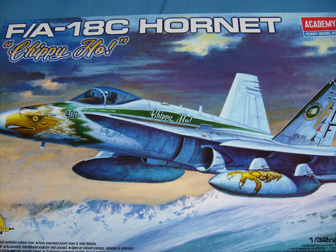 "F/A 18 Hornet ""Chippy Ho"""
