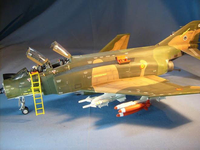 F4C Phantom II Ala 12 Ejército del Aire Español