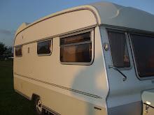 The retro caravan!!!!
