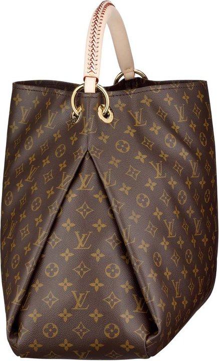 louis vuitton handbag arsty rejected