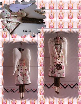Tilda   Angel Vintage