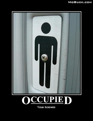 Occupied bathroom sign occupied signs for bathrooms funny for Bathroom occupied sign