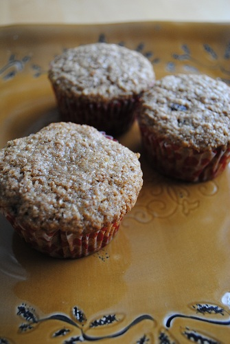 Lori's Lipsmacking Goodness: Bran Muffins made without cereal