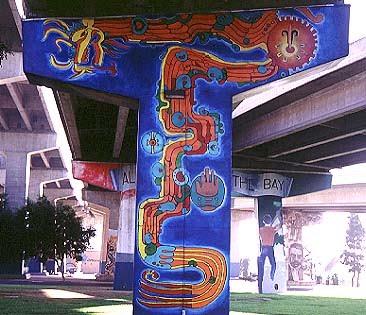 Best graffiti 2011 graffiti mural chicano art mural for Chicano mural art