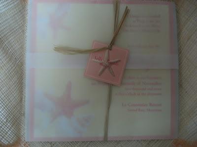 beach wedding invitations. Unique Beach Wedding