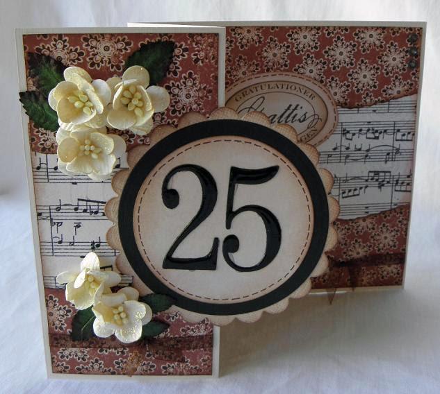 grattis på 25 årsdagen Papper & Sånt: Grattis på 25 årsdagen! grattis på 25 årsdagen