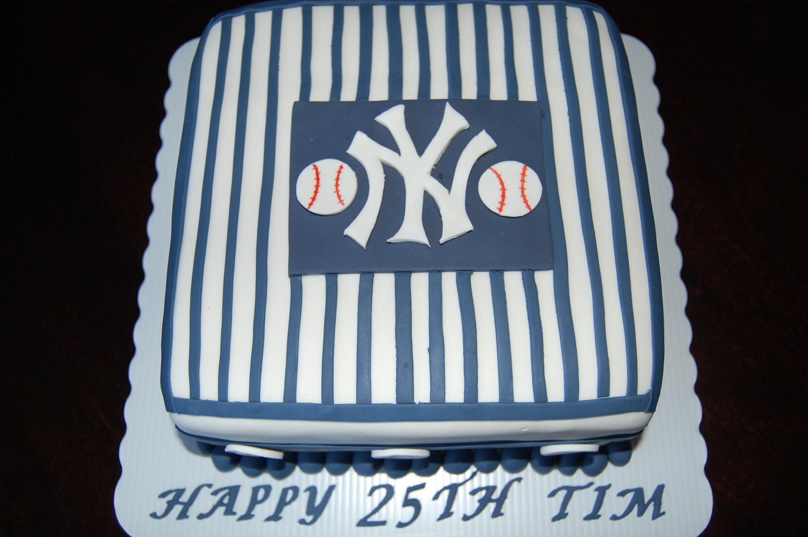 Ny Yankees Cake Cake Ideas And Designs