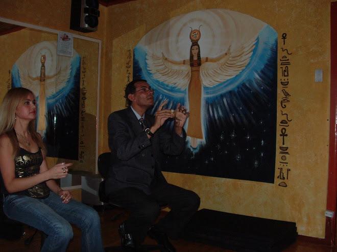 TALLER DE CROTALOS  ,MAYO  2007, DIRIGIDO POR MI AMIGO EGIPCIO ASHRAF MOHAMED KOTB