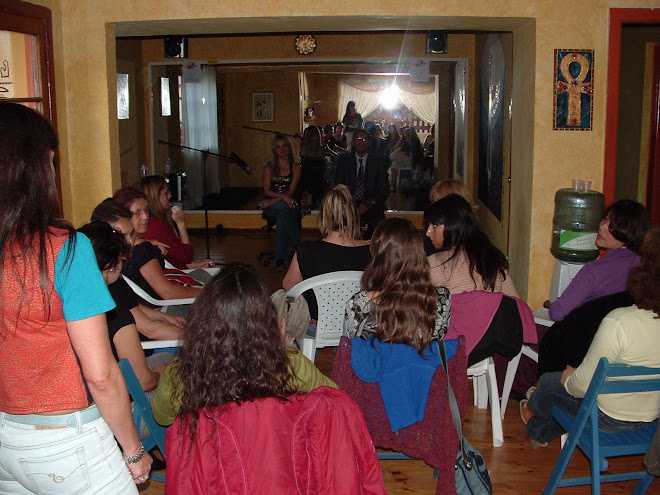 TALLER DE CROTALOS ,MAYO 2007,