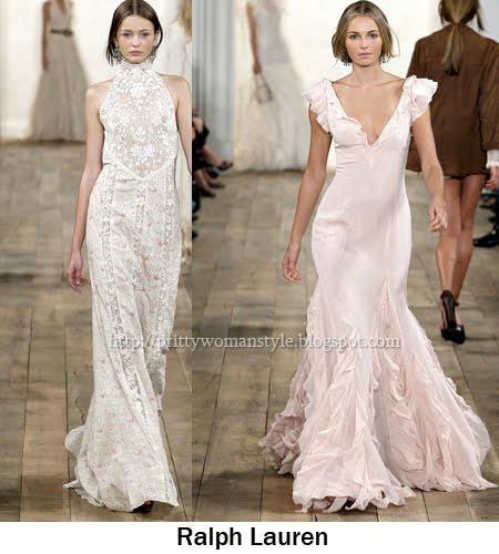 дълги рокли за широк ханш
